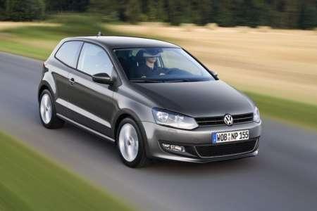 Трехдверный Volkswagen Polo