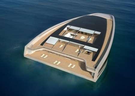 Яхта WHY