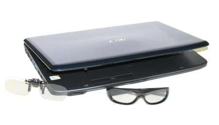 Ноутбук с 3D экраном Acer Aspire 5738DG