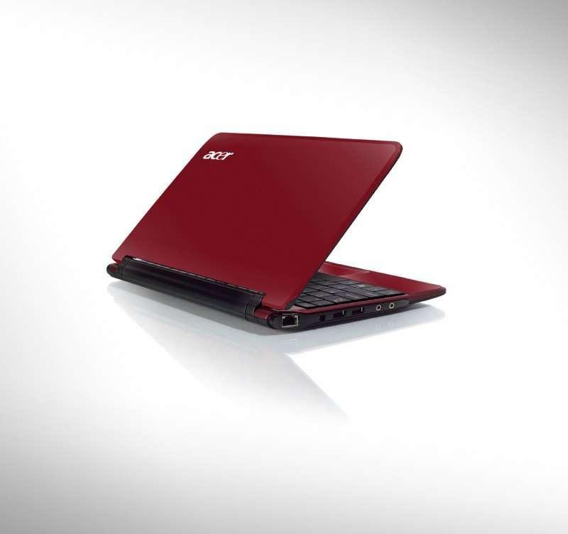 Новый нетбук Acer Aspire One