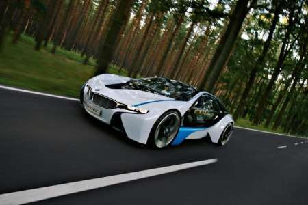 Концепт BMW Vision EfficientDynamics