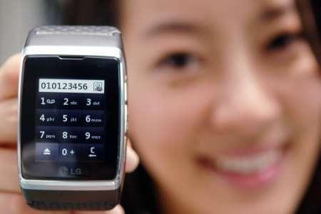 LG 3G Watch Phone