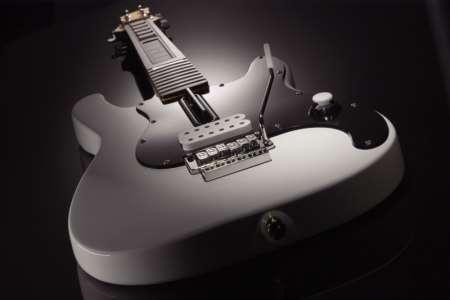 Гитара Logitech для Wii