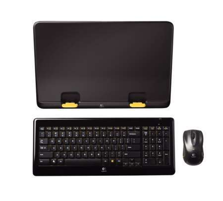 Комплект для ноутбука Logitech Notebook Kit MK605