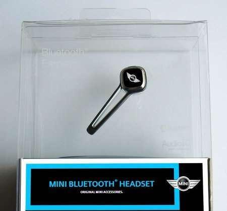 Bluetooth гарнитура MINI
