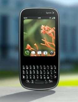 Смартфон Palm Pixi