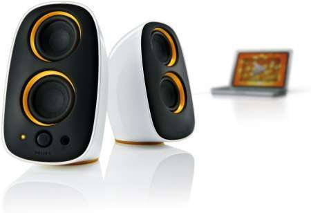 Philips Notebook multimedia speakers