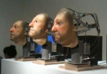 Роботы-головы