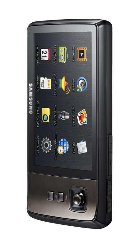 Портативный медиаплеер Samsung YP-CP3