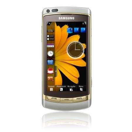 Тачфон Samsung OMNIA Gold Edition