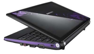 Мини-ноутбук Samsung La Fleur NC10