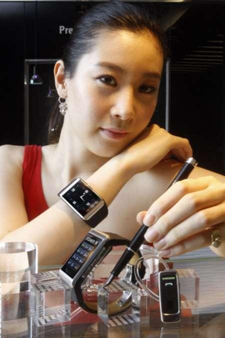 Телефон-часы Samsung S9110