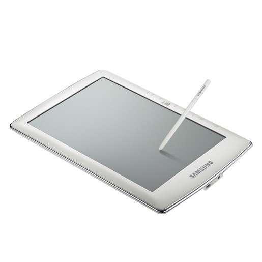 Samsung представил первые электронные книги