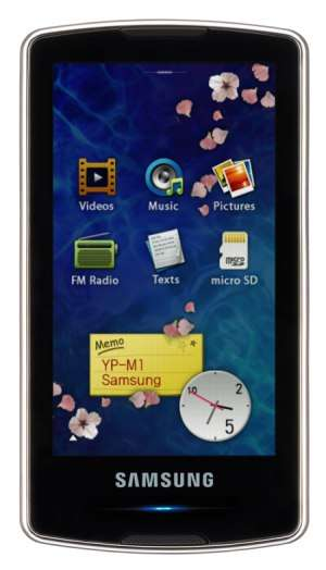 Плеер Samsung М1