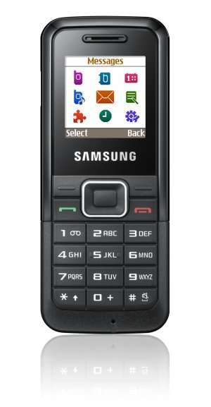 Телефон Samsung E1070