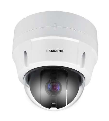 Камера видеонаблюдения Samsung SCC-C6325P