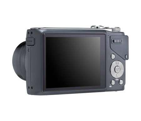 Samsung WB550 - фотокамера с широкоугольным объективом и 10х зумом