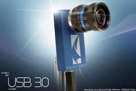 Видеокамера с USB 3.0