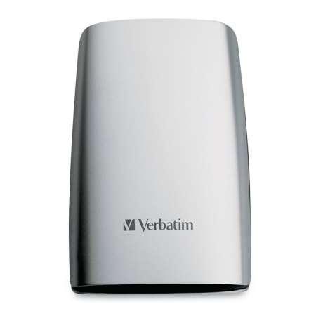 Внешний жесткий диск Verbatim емкостью 640 Гб